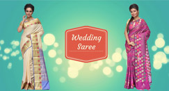 Exotic Silk Saree Collections For Indian Wedding