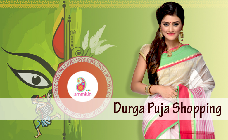 Enjoy Durga Puja Festival Shopping at Adi Mohini Mohan Kanjilal