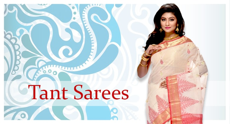 Story of Tant sarees