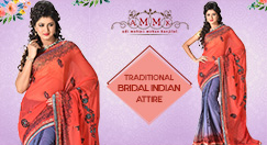 Traditional Bridal Indian attire to wear in Summer