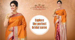 5 reasons why saree is a must-have for any wedding occasion