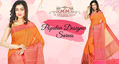 Why Designer Sarees Are Gaining Popularity