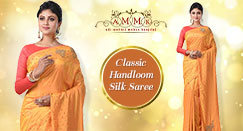 Tips to Keep Your Handloom Silk Sarees As Good As New For A Long Time